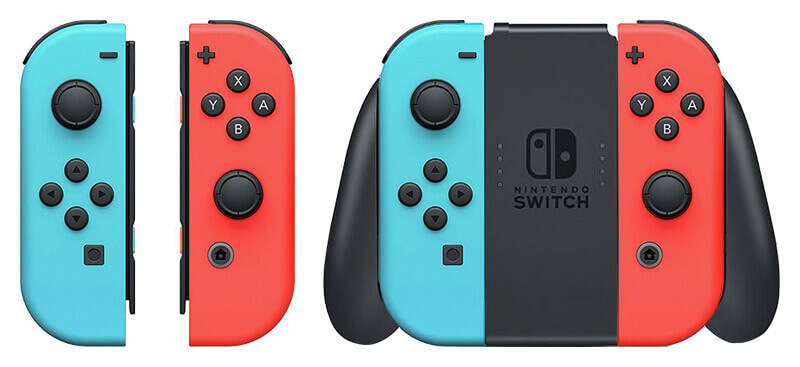 Nintendo Switch Joy Cons Controller