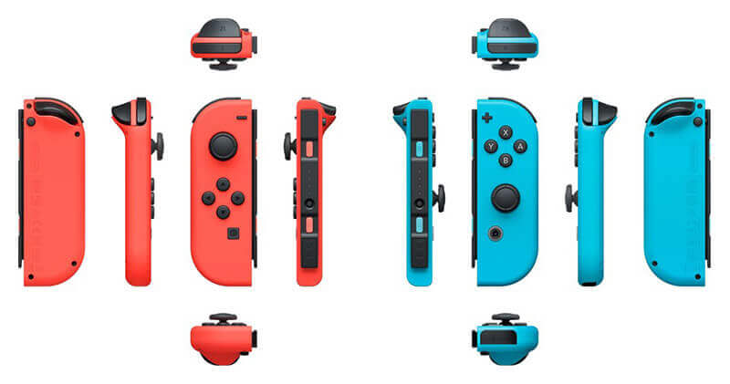 Nintendo Switch Joy Con Technology