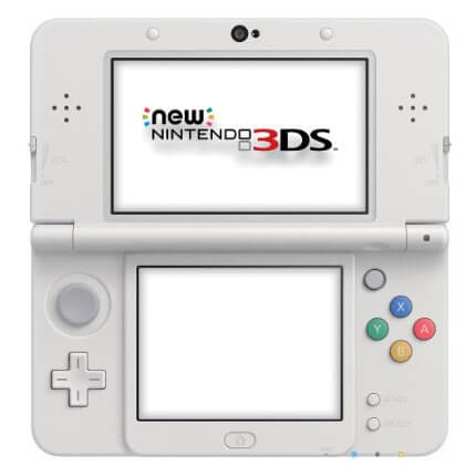 New Nintendo 3DS Console