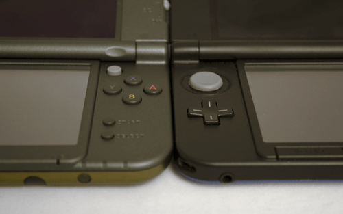 New Nintendo 3DS XL Analog Stick