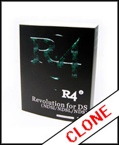 R4 Card for Nintendo DS: A History | NDS-Gear
