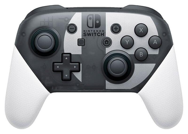 Super Smash Bros Ultimate Edition Pro Controller